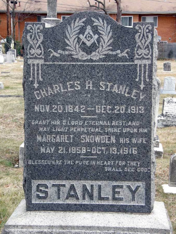 stanley-grave