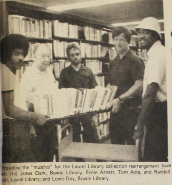 (Laurel Leader, August 4, 1977)