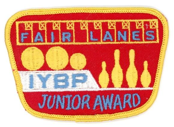 FAIRLANES-IYBP-JUNIOR-AWARD