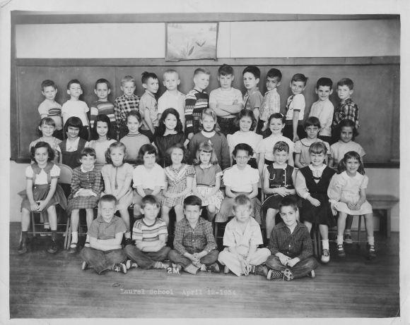 1954-3RD-GRADE