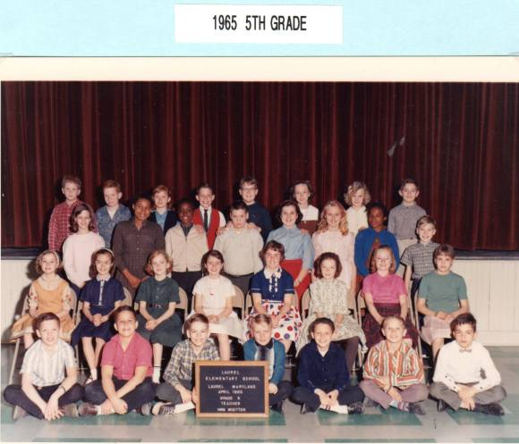 1965-MRS-WOOTTEN-5TH-GRADE