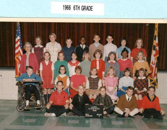 1966-MRS-JOHNSON-6TH-GRADE