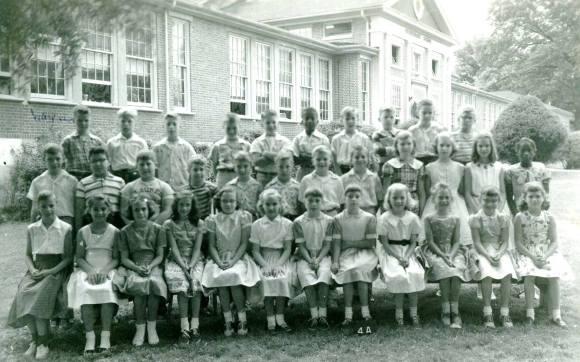 CIRCA-1957-5TH-GRADE