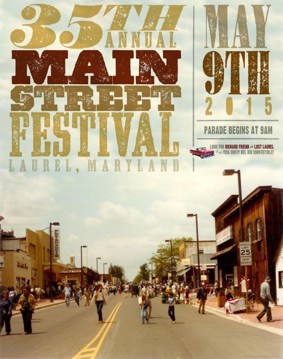 MAIN STREET FESTIVAL 1-POSTER-2O15