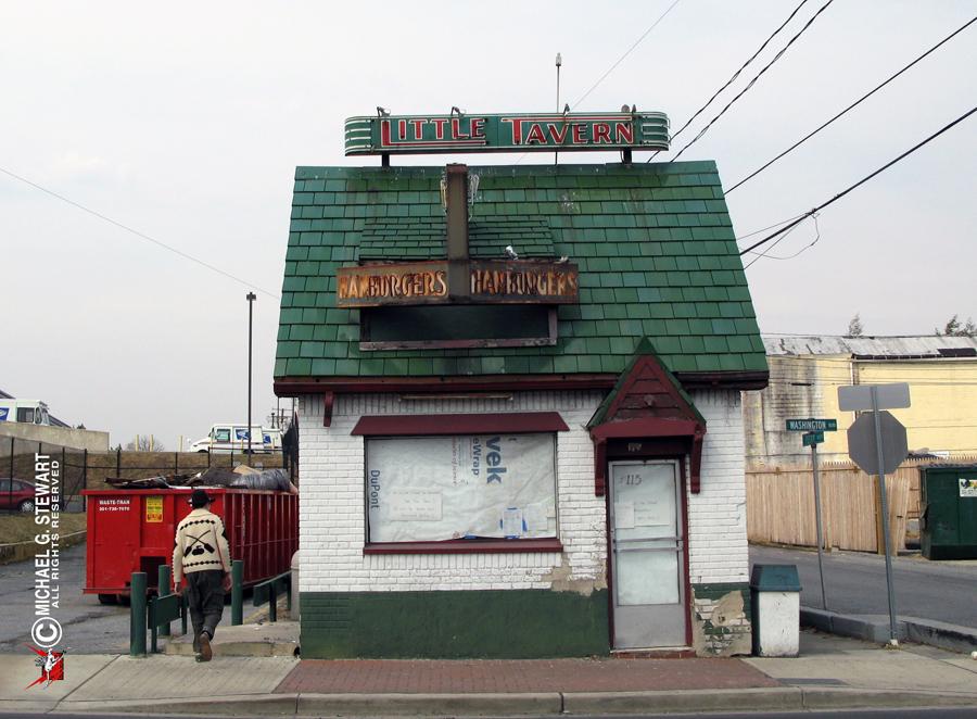 2008, after closing. (Photo © Michael G. Stewart)