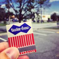 Pollo Campero was the longtime site of Laurel's Tastee-Freez—which, when demolished in 2009, revealed the iconic red & white tiles of Laurel's first McDonald's.