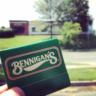 Years before Potbelly, Bennigan's was a popular spot at Laurel Lakes.