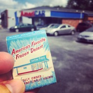 Some 20 years before the Big T, Laurel's first Tastee-Freez was located at 10081 N. 2nd Street—now home to AmeriCar Auto Center.