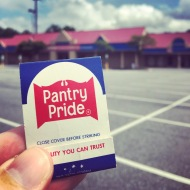Pantry Pride was the original anchor grocery store at Montpelier Shopping Center in the 1970s.