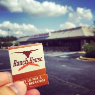 Despite being somewhat hidden in the shadow of the Steward Tower high rise, the Ranch House did fairly good business throughout the 1980s. Subsequent restaurants, however, just never caught on. It's currently vacant, and once again available for lease.